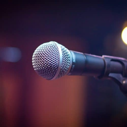 Which Microphone option works for your presenters?
