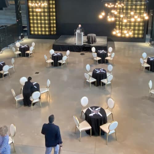 Safety Measures for Meetings and Events
